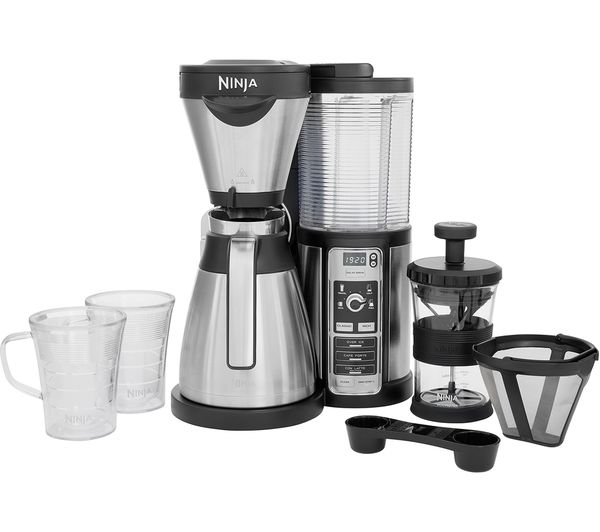 Kitchen Appliance Accessories: Buy NINJA CF065UK Coffee Bar - Steel Edition