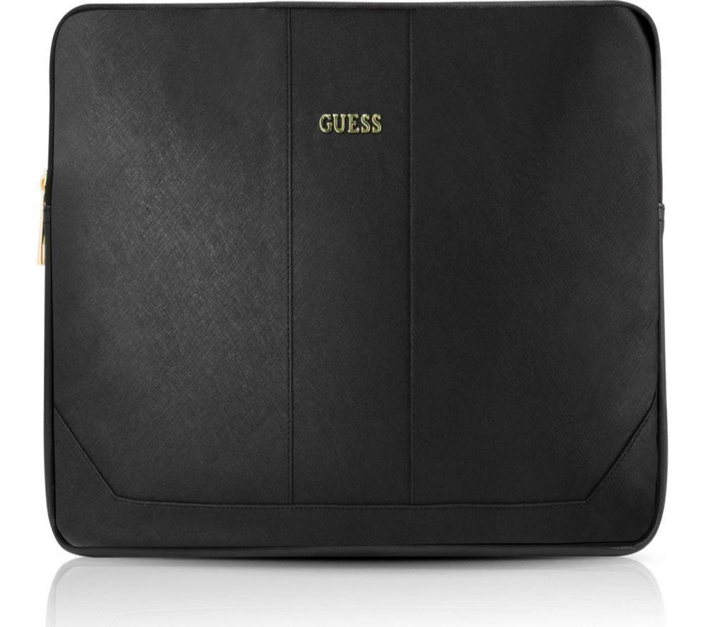 "GUESS Saffiono 11"" Laptop Sleeve - Black"