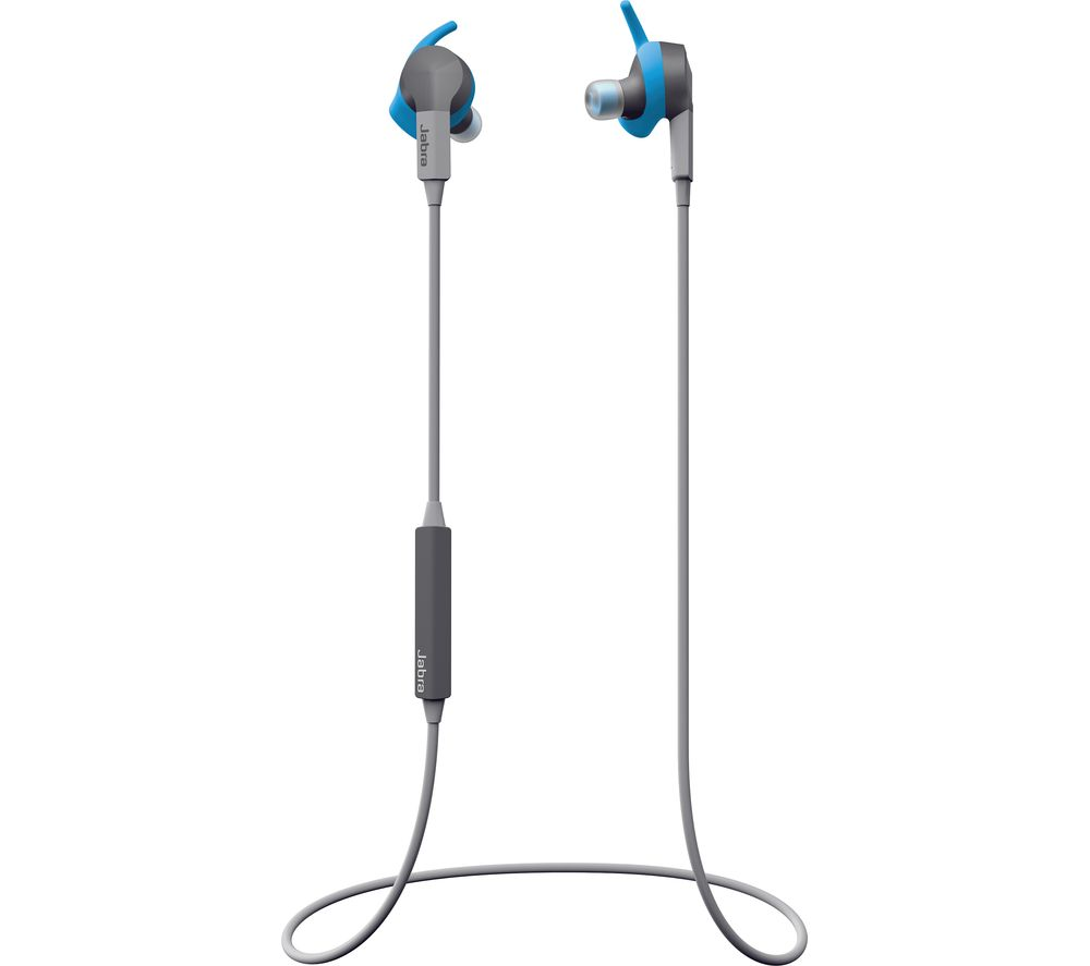 JABRA Coach Special Edition Wireless Bluetooth Headphones - Blue