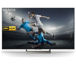 "SONY BRAVIA KD49XE9005 49"" Smart 4K Ultra HD HDR LED TV"