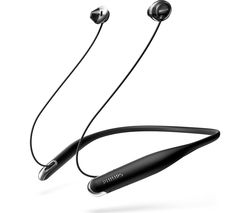 PHILIPS SHB4205BK Wireless Bluetooth Headphones - Black