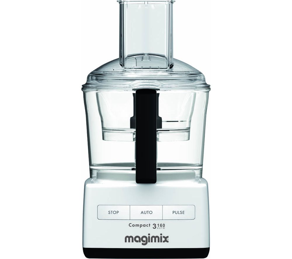 MAGIMIX C3160 Food Processor - White
