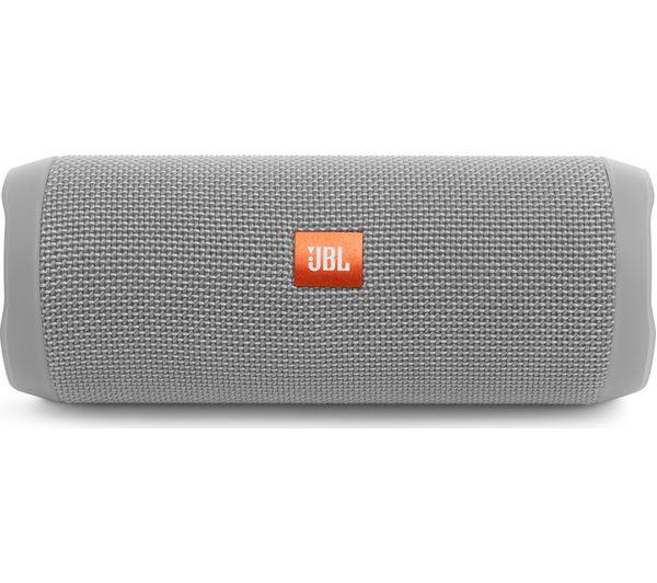 buy jbl flip 4 portable bluetooth wireless speaker grey. Black Bedroom Furniture Sets. Home Design Ideas
