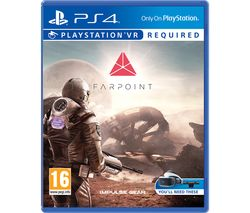 PS4 4 Farpoint