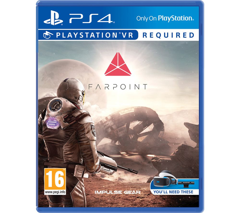 Compare prices for Playstation 4 Farpoint