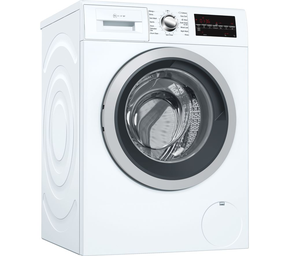 Buy Neff W7460x4gb 9 Kg 1400 Spin Washing Machine White