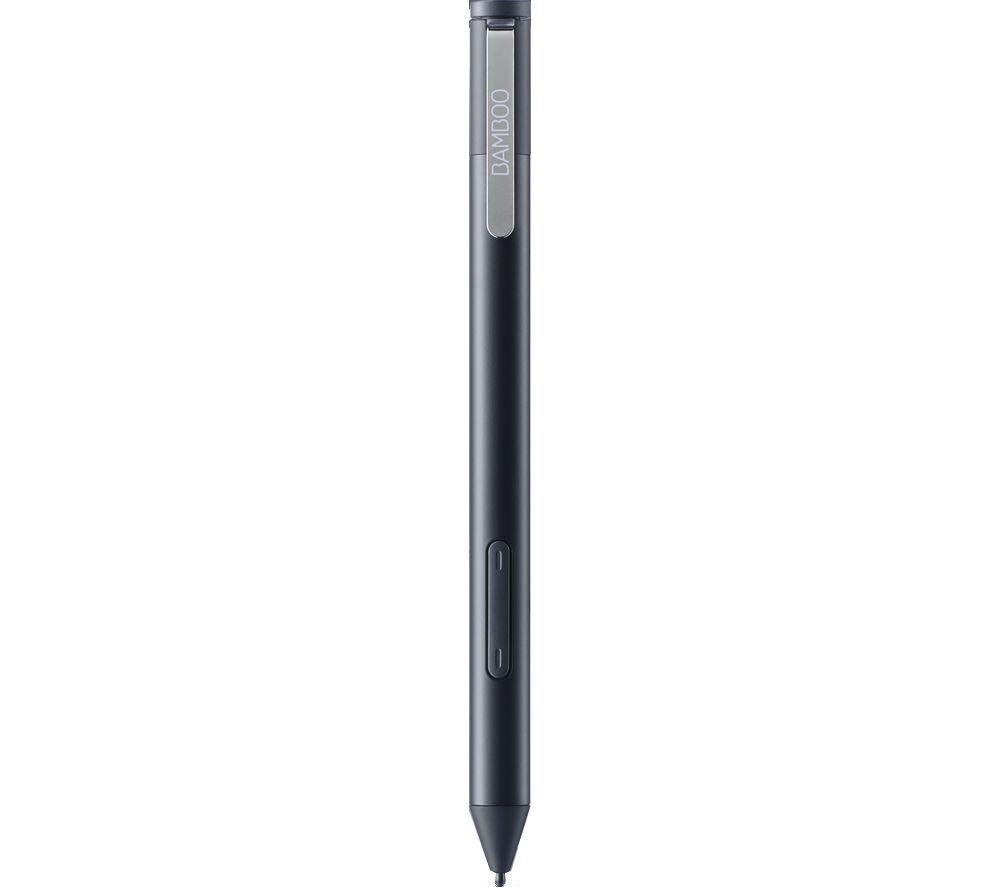 Image of WACOM Bamboo Ink CS-321 Stylus - Black, Black