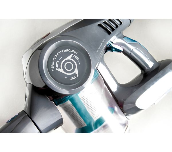 678c7451f33a HOOVER Discovery DS22PTGC Cordless Vacuum Cleaner - Titanium   Turquoise
