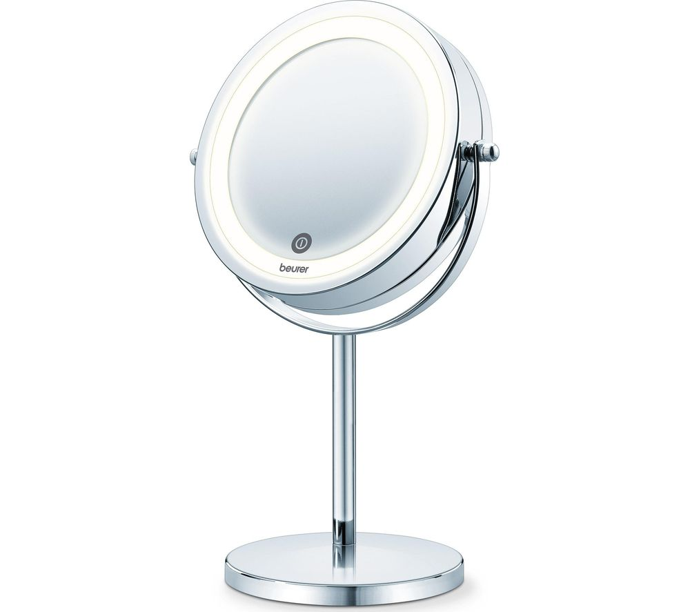 Buy BEURER BS55 LED Illuminated Cosmetics Mirror | Free Delivery | Currys