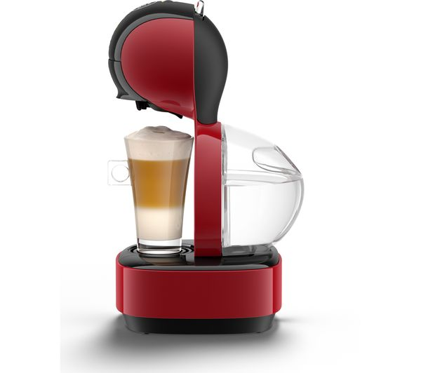 buy dolce gusto by krups lumio kp130540 coffee machine red free delivery currys. Black Bedroom Furniture Sets. Home Design Ideas