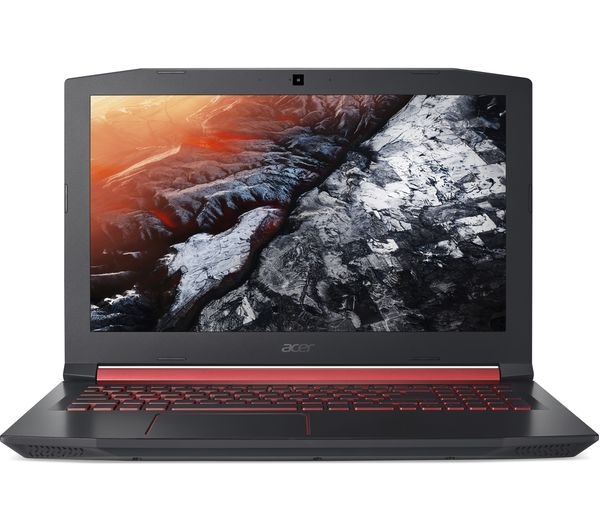 """Image of ACER Nitro 5 15.6"""" Intel® Core™ i5 GTX 1050 Gaming Laptop - 1 TB HDD"""