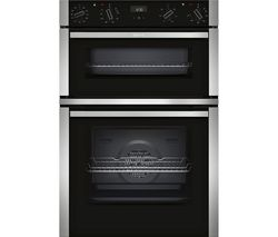 NEFF U1ACI5HN0B Electric Double Oven - Stainless Steel