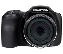 PRAKTICA Luxmedia Z35-BK Bridge Camera - Black