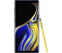 Galaxy Note 9 - 512 GB, Ocean Blue