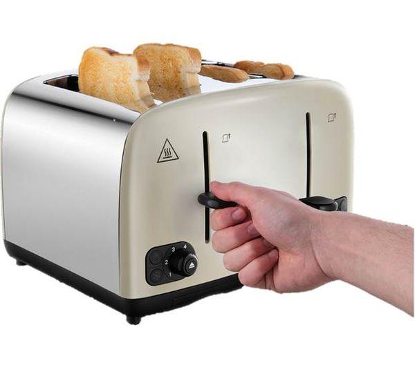 Russell Hobbs Cavendish 4 Slice, Bread
