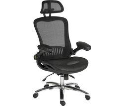 Harmony Mesh Operator Chair - Black