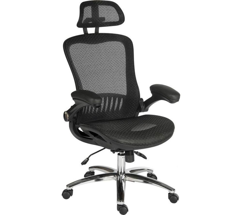TEKNIK Harmony Mesh Operator Chair - Black