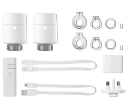 TADO Smart Radiator Thermostat Starter Kit - Vertical