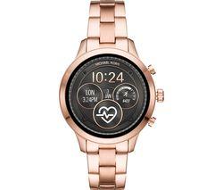 MICHAEL KORS Access Runway MKT5046 Smartwatch - Rose Gold