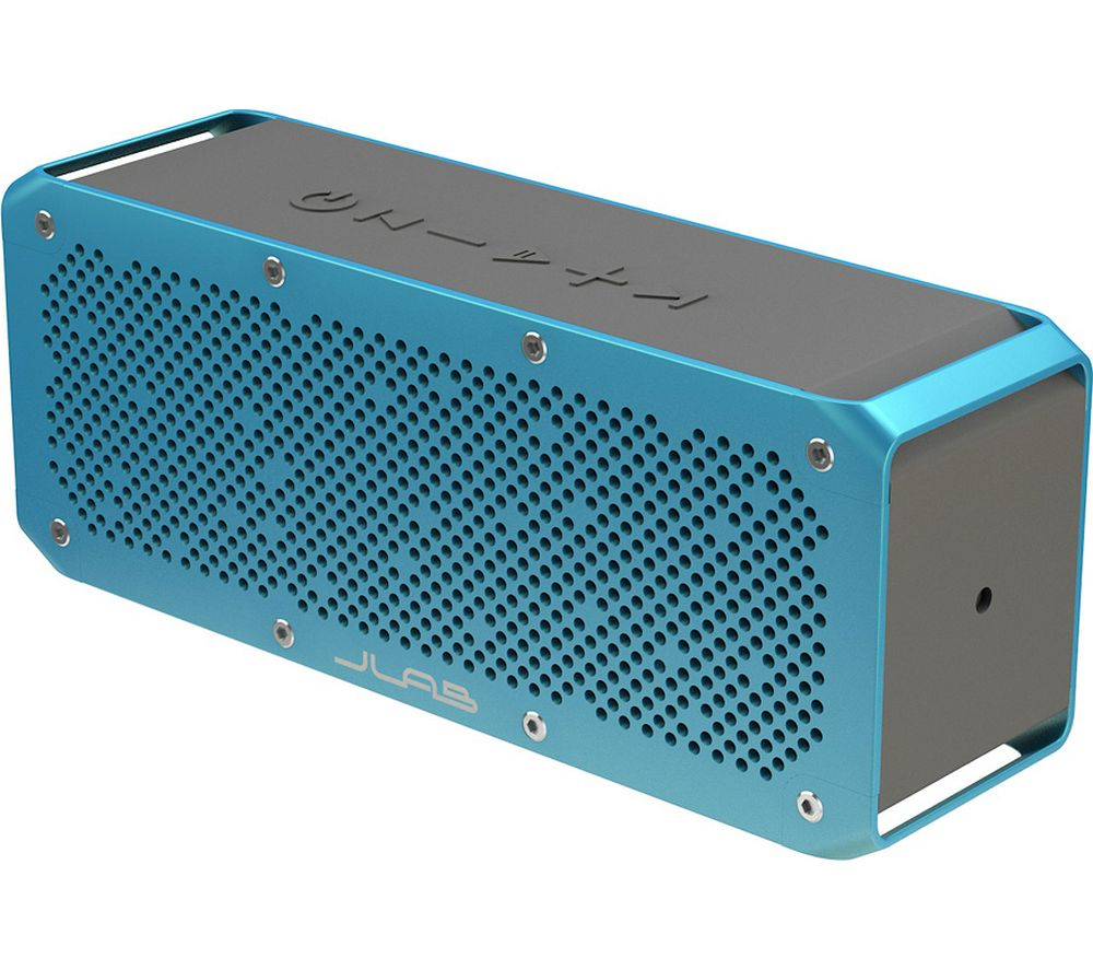 JLAB AUDIO Crasher XL Portable Bluetooth Speaker - Blue