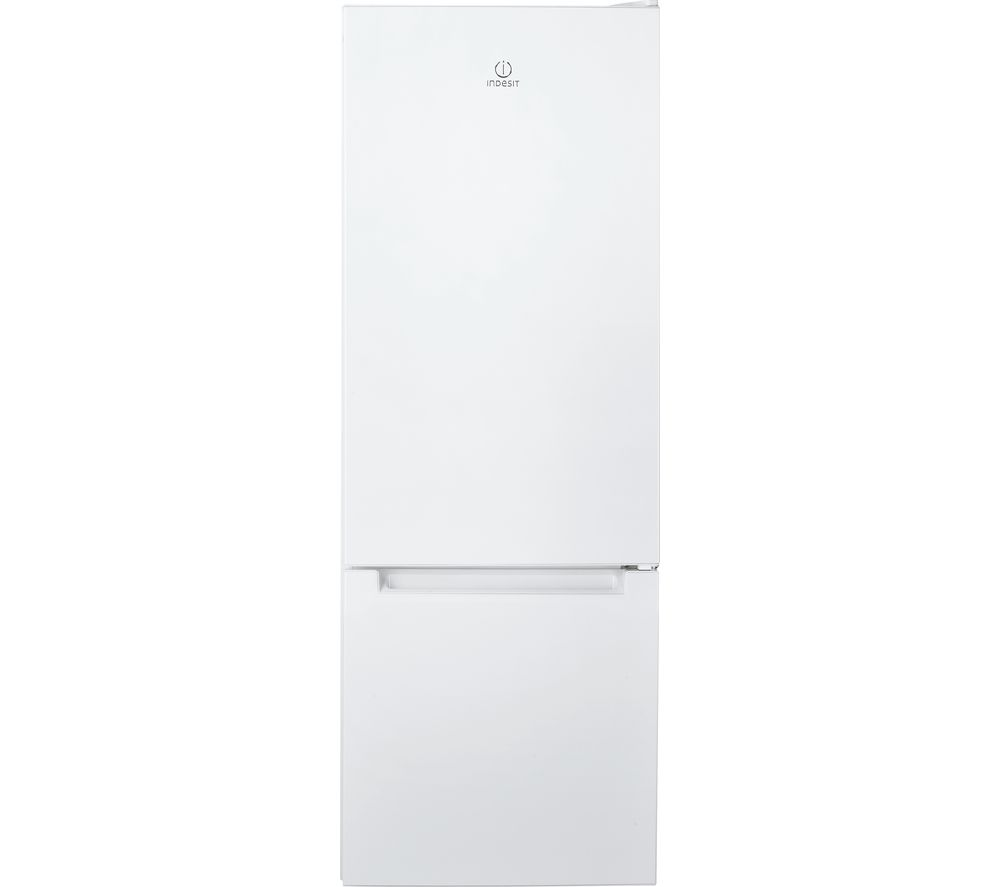 INDESIT LR6 S1 W UK 60/40 Fridge Freezer - White, White