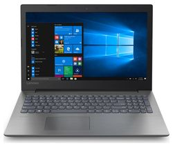 "LENOVO IdeaPad 330-15ARR 15.6"" Ryzen 3 Laptop - 1 TB HDD, Black"