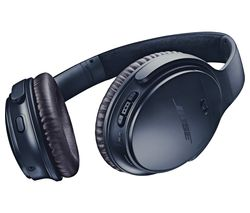 BOSE QuietComfort QC35 II Wireless Bluetooth Noise-Cancelling Headphones - Triple Midnight