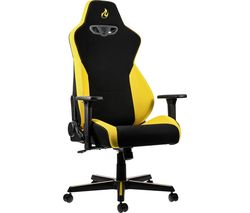 NITRO CONCEPTS S300 Gaming Chair - Yellow