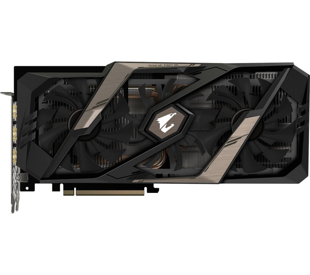 GIGABYTE GeForce RTX 2070 8 GB AORUS Graphics Card