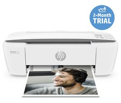 HP DeskJet 3750 All-in-One Wireless Inkjet Printer
