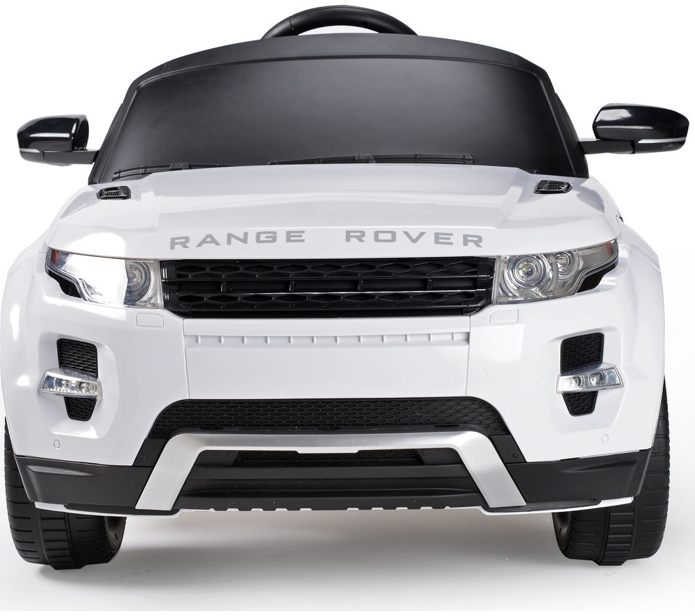 RASTAR BABY Land Rover Evoque Ride-on Car