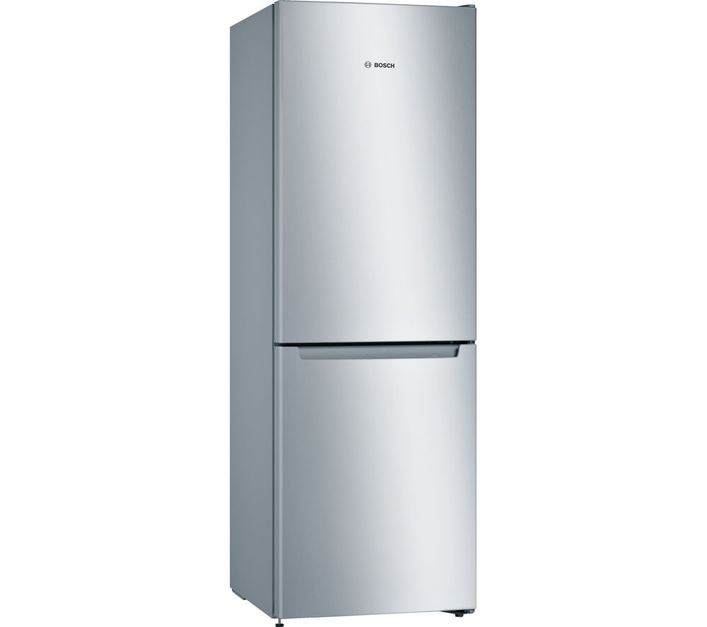 buy bosch serie 2 kgn33nl3ag 60 40 fridge freezer inox. Black Bedroom Furniture Sets. Home Design Ideas