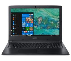 "ACER Aspire 3 A315-53 15.6"" Intel® Core™ i5 Laptop - 1 TB HDD, Black"