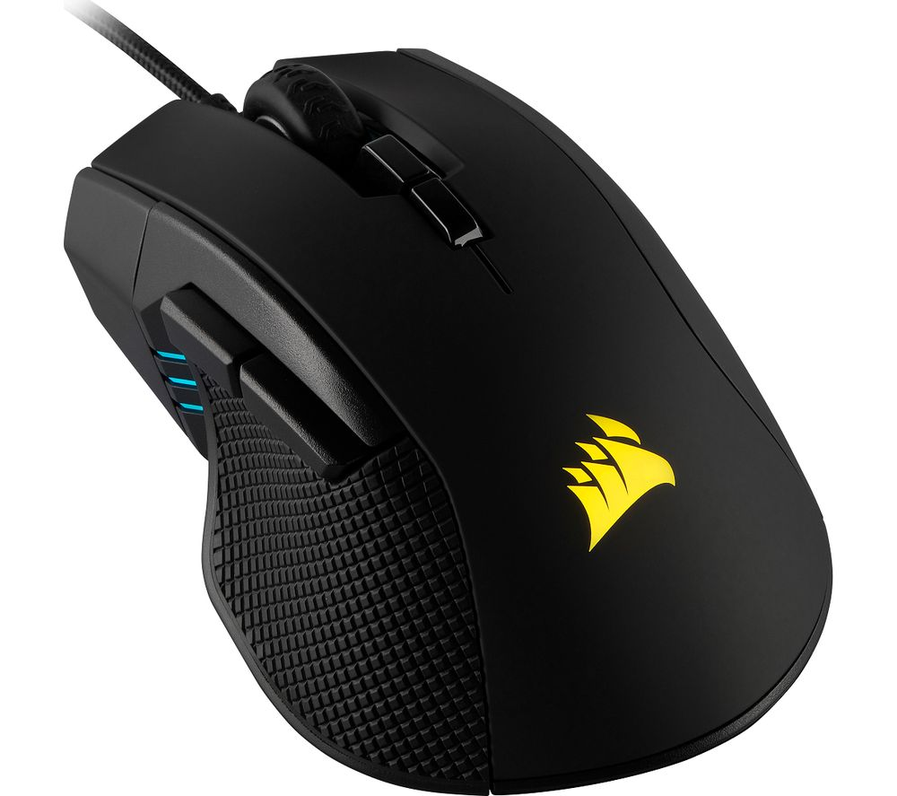 Buy CORSAIR Ironclaw RGB Optical Gaming Mouse | Free