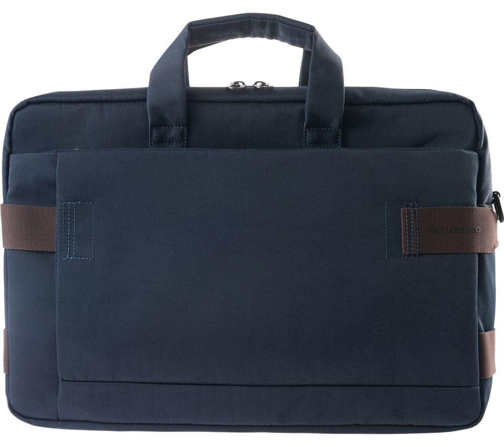 """TUCANO Stria M 15.6"""" Laptop Case - Blue"""