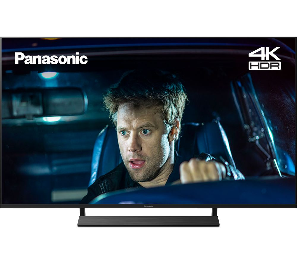 "Image of 40"" PANASONIC TX-40GX820B Smart 4K Ultra HD HDR LED TV"