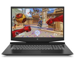 "HP Pavilion 17-cd0526na 17.3"" Intel® Core™ i7 GTX 1650 Gaming Laptop - 1 TB HDD & 256 GB SSD"
