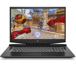 £999, HP Pavilion 17-cd0526na 17.3inch Intel® Core™ i7 GTX 1650 Gaming Laptop - 1 TB HDD & 256 GB SSD, Intel® Core™ i7-9750H Processor, RAM: 8GB / Storage: 1 TB HDD & 256GB SSD, Graphics: NVIDIA GeForce GTX 1650 4GB, (3DMark) Time Spy score: 3732, Full HD display,