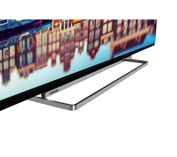 Buy Toshiba 65vl5a63db 65 U0026quot  Smart 4k Ultra Hd Hdr Led Tv