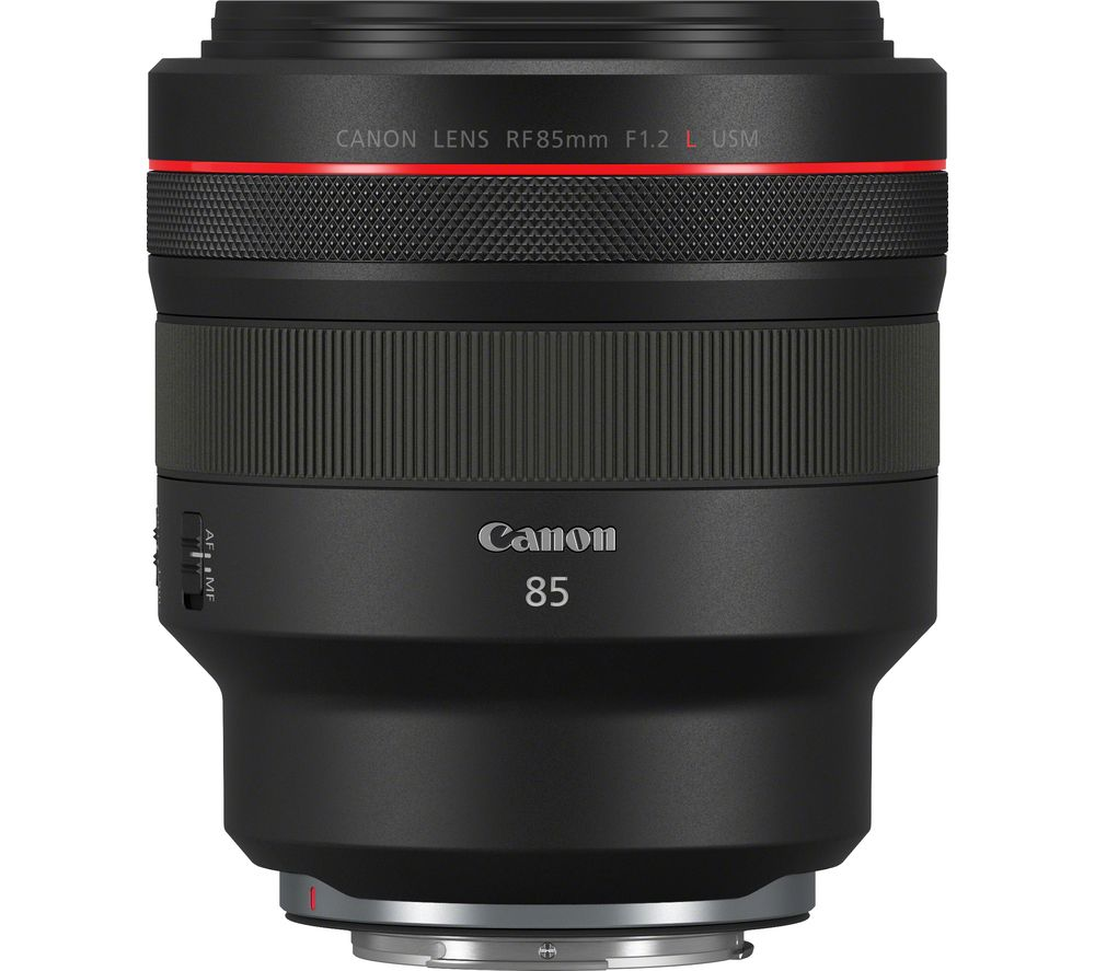 CANON RF 85 mm f/1.2L USM Standard Prime Lens