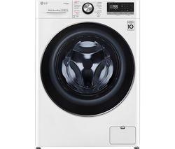 TurboWash with AI DD V7 F4V709WTS WiFi-enabled 9 kg 1400 Spin Washing Machine - White