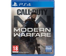 PS4 Call of Duty: Modern Warfare (2019)