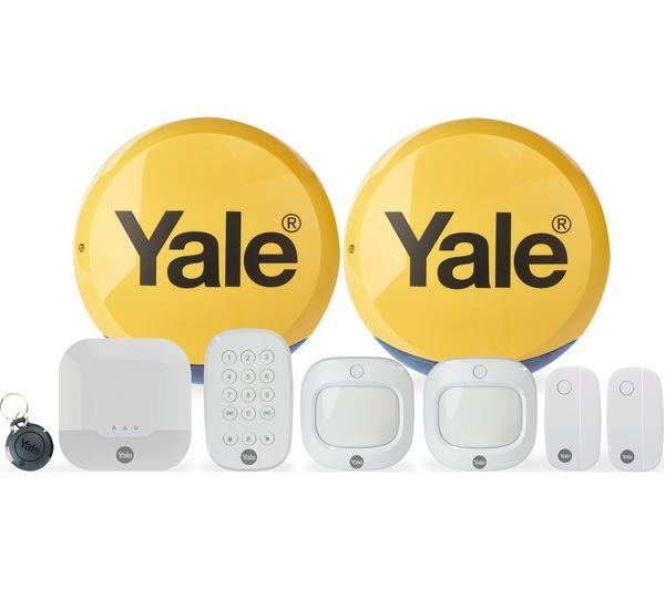 Image of YALE Sync IA-330 Smart Home Alarm Family Kit Plus