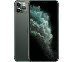 iPhone 11 Pro Max - 64 GB, Midnight Green
