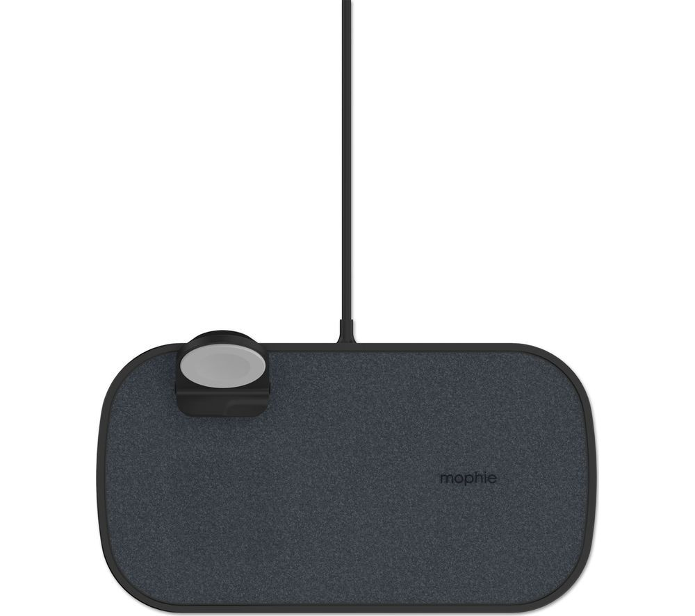 MOPHIE 3-in-1 Qi Wireless Charging Pad