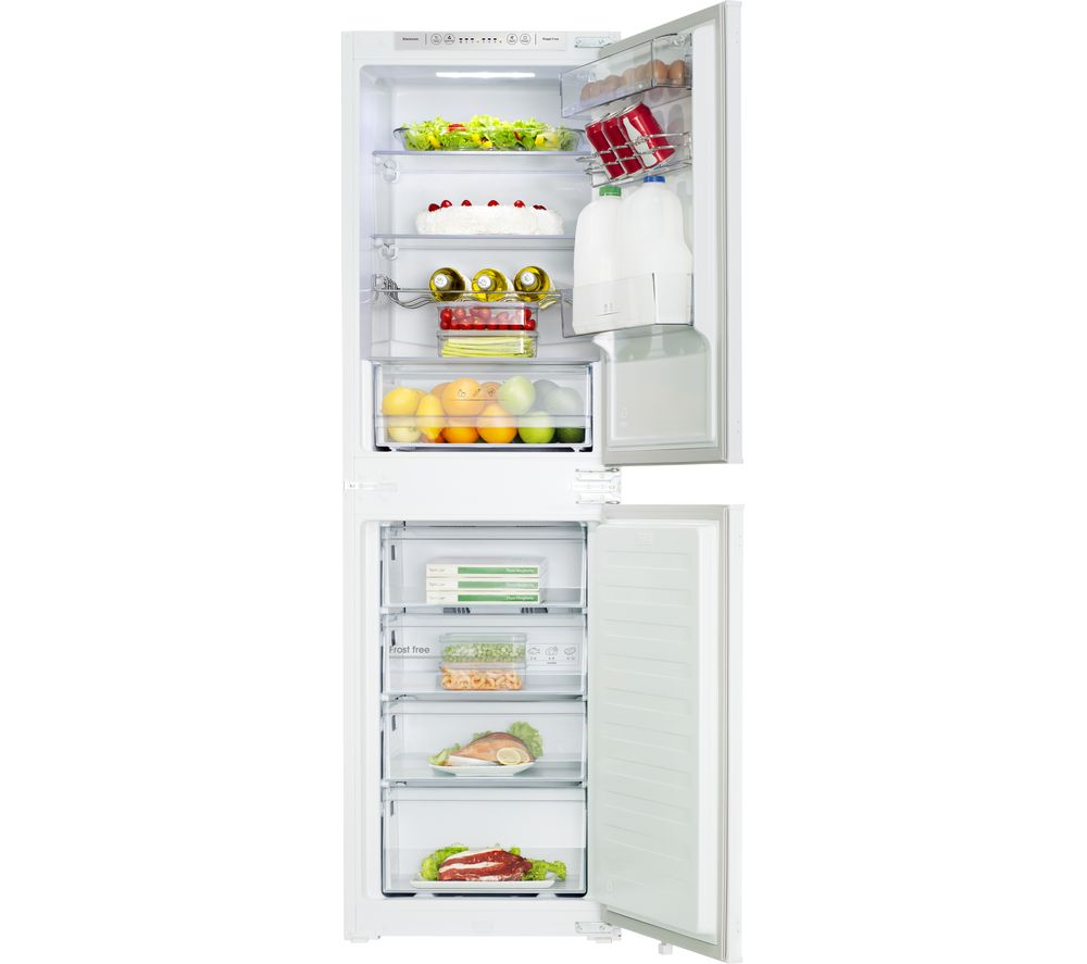 KENWOOD KIFF5020 Integrated 50/50 Fridge Freezer - Sliding Hinge