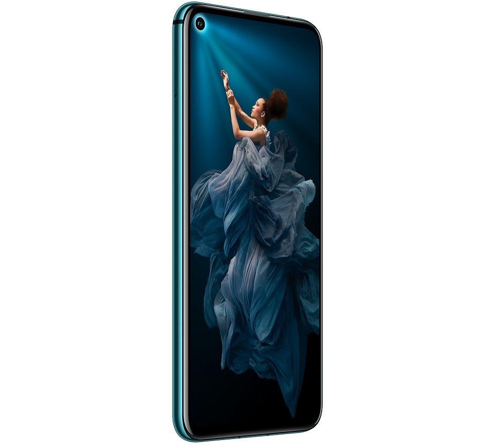 Image of HONOR 20 Pro - 256 GB, Phantom Blue, Blue