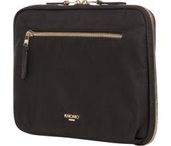 Mayfair Knomad Organiser Laptop Case - Black