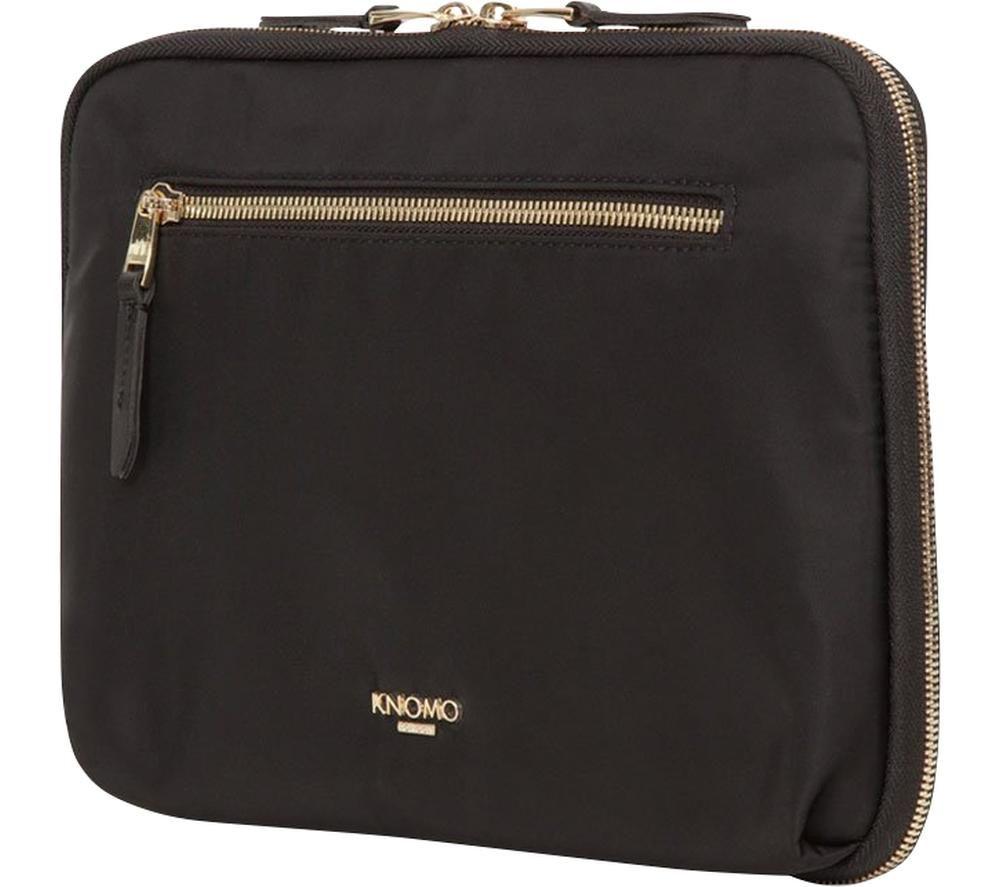Image of KNOMO Mayfair Knomad Organiser Laptop Case - Black, Black