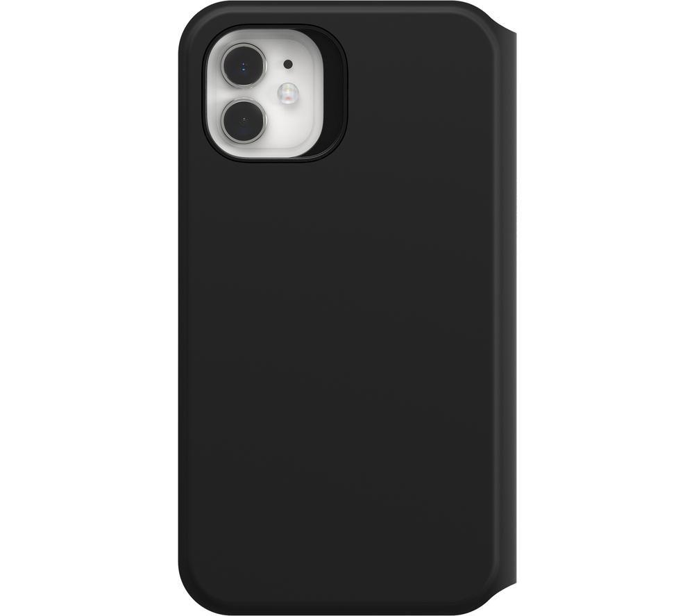 OTTERBOX Strada Series Via iPhone 11 Case - Black